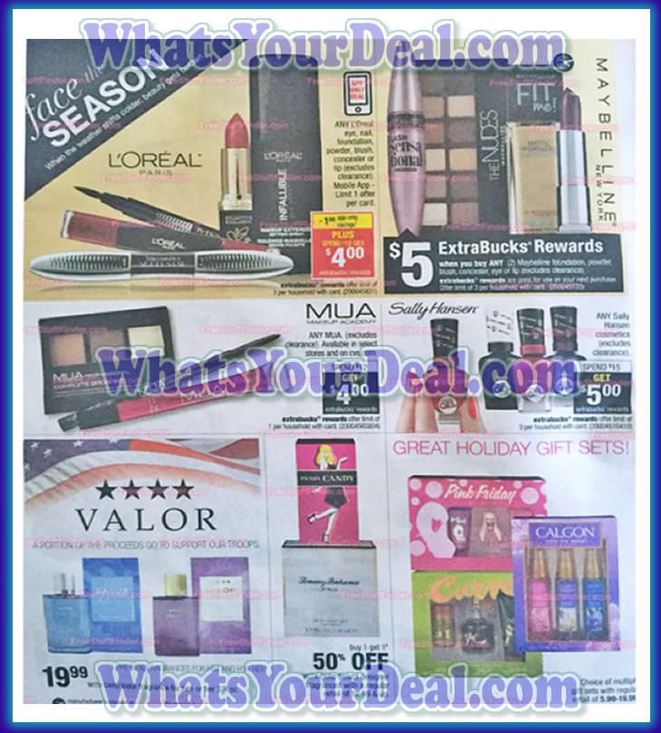 CVS Ad Scans November 1st 2015 - November 7th 2015
